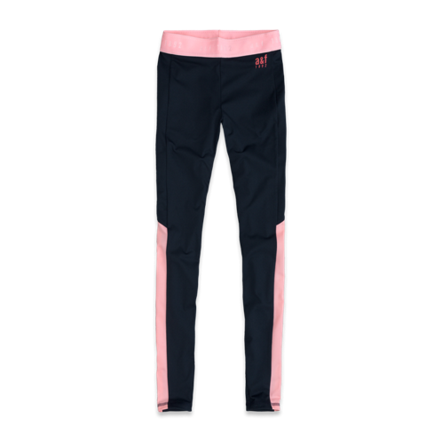 girls a&f active leggings