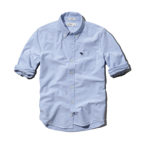 guys classic oxford shirt