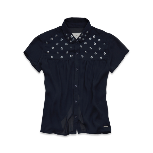 pretty embellished shirt pretty embellished shirt