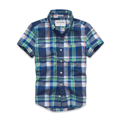 tops allen mountain shirt