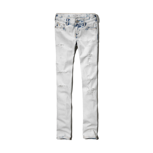 girls a&f sophie skinny jeans