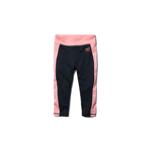 bottoms a&f active super crop leggings