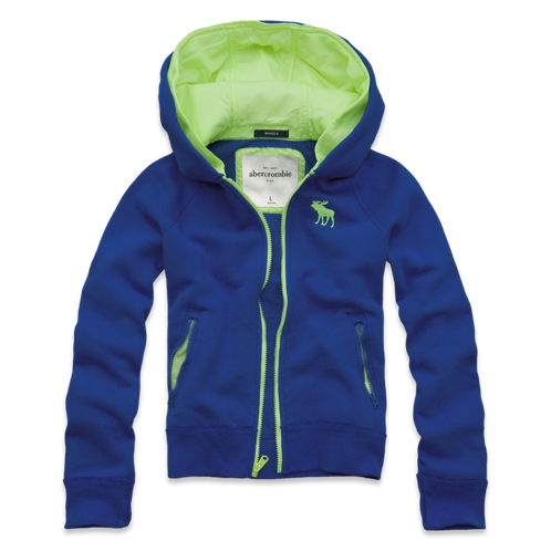 guys pop-color hoodie