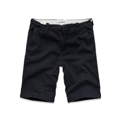 bottoms a&f classic fit shorts