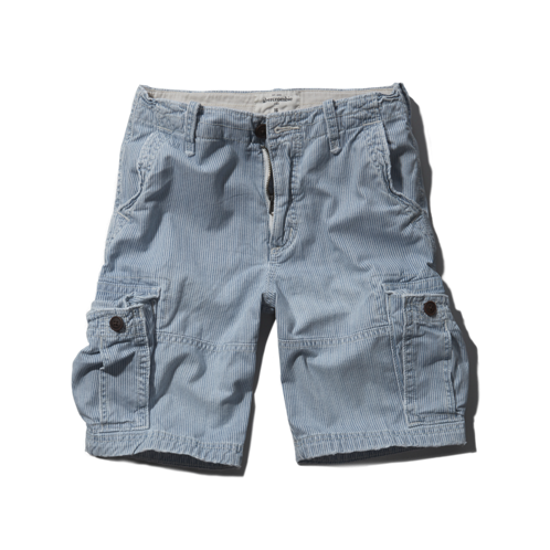 bottoms a&f cargo shorts