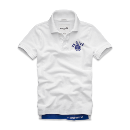 message graphic polo