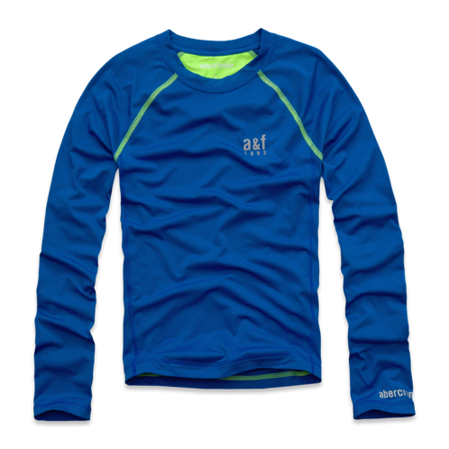 tops a&f active baselayer