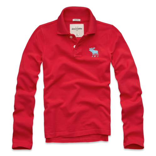boys iconic logo polo