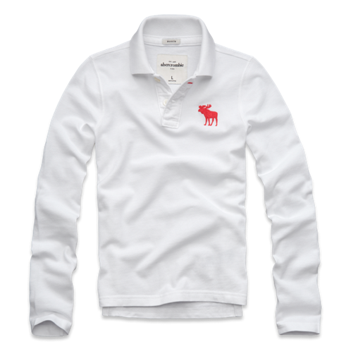 featured items iconic logo polo
