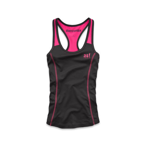 featured items A&F Active Tank