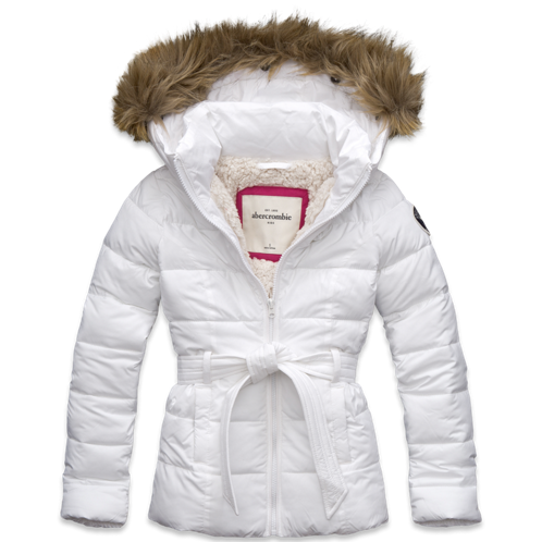 girls cami parka