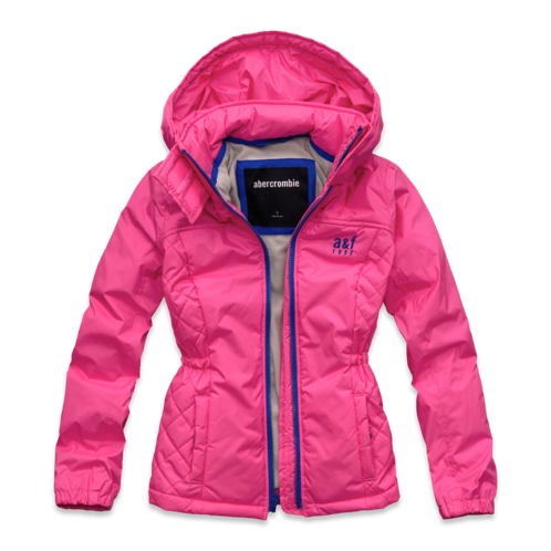 outerwear lightweight nylon jacket