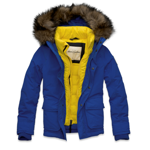 guys basin mountain parka