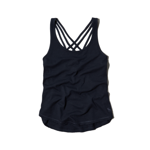 cross-back tank cross-back tank