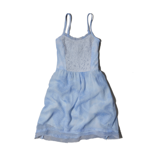girls lace chiffon dress