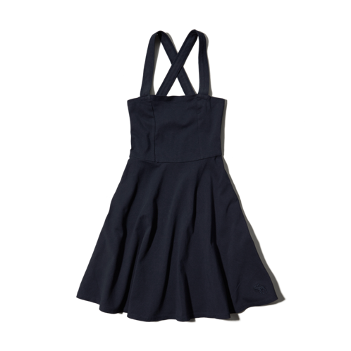 dresses knit skater dress