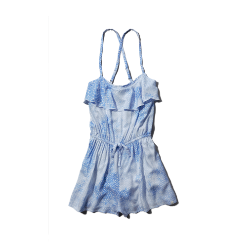 girls pretty romper