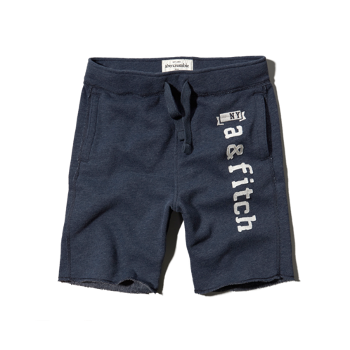 boys a&f athletic shorts