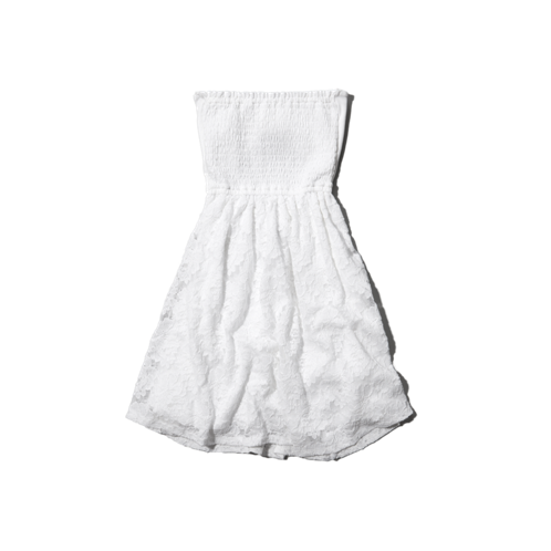 girls bow-detailed back dress