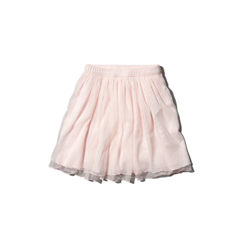 girls natural rise ballet skirt
