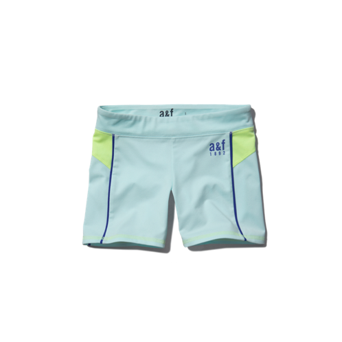 Bottoms a&f active shorts