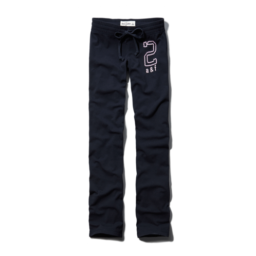 bottoms a&f lounge sweatpants