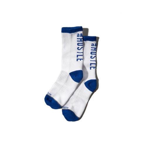 guys classic statement socks
