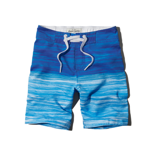 guys ombre board short