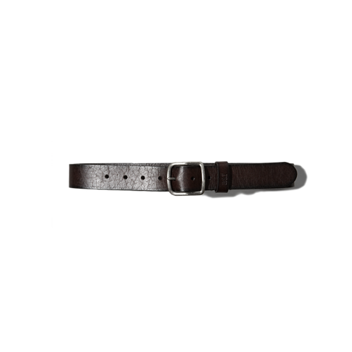 boys signature leather belt