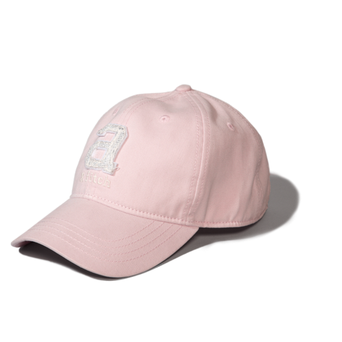 girls shine logo baseball cap