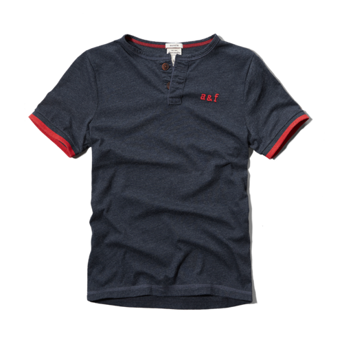 guys pop color henley