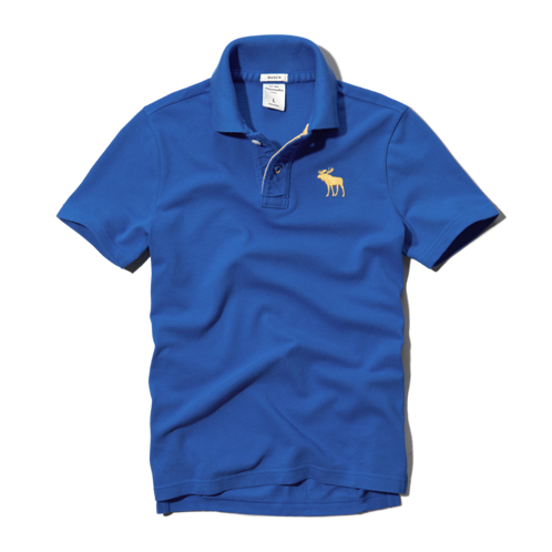 guys signature icon polo