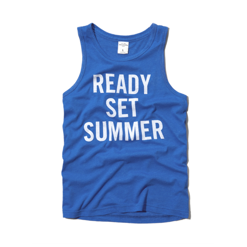 boys summer-ready graphic tank