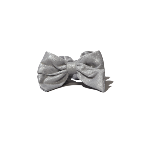 girls bow scrunchie