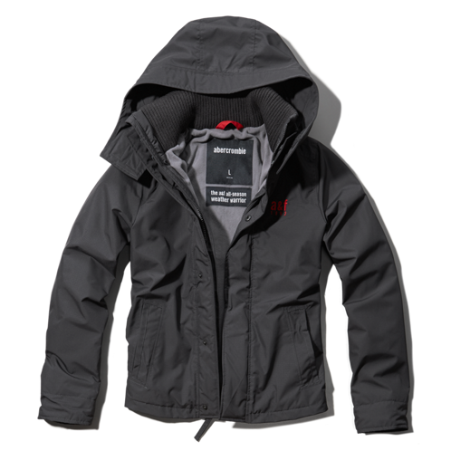 boys a&f all-season weather warrior jacket