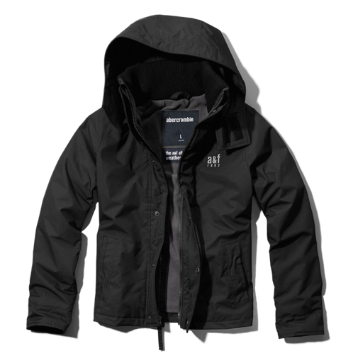 guys a&f all-season weather warrior jacket