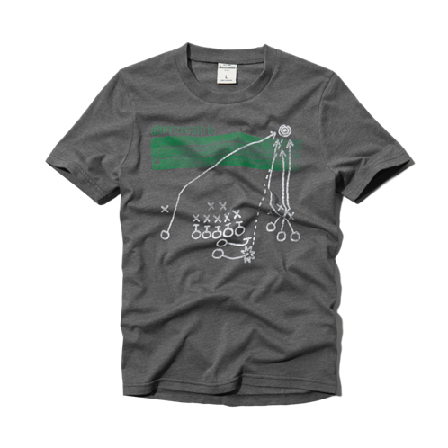 boys varsity graphic tee