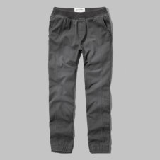 girls a&f joggers
