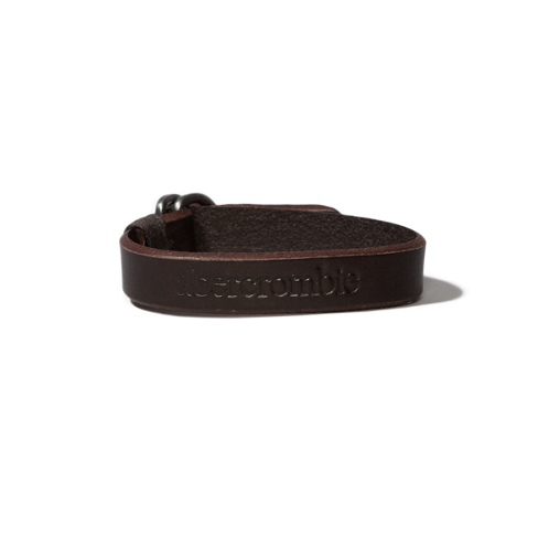 guys leather bracelet