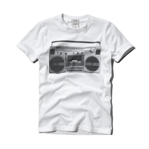 boys photo-real graphic tee
