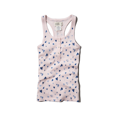 girls sleep tank