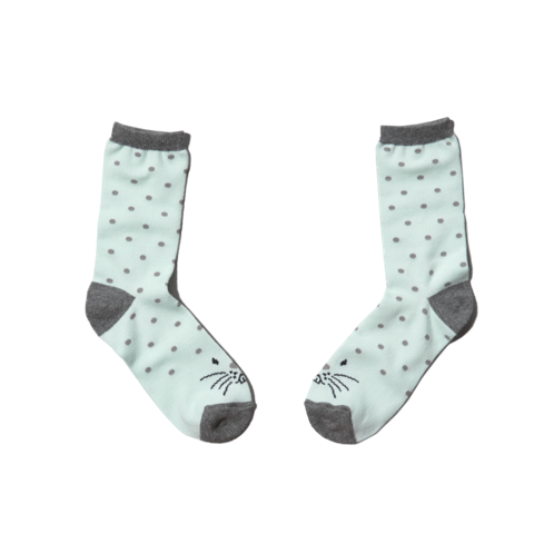 girls cute bunny socks