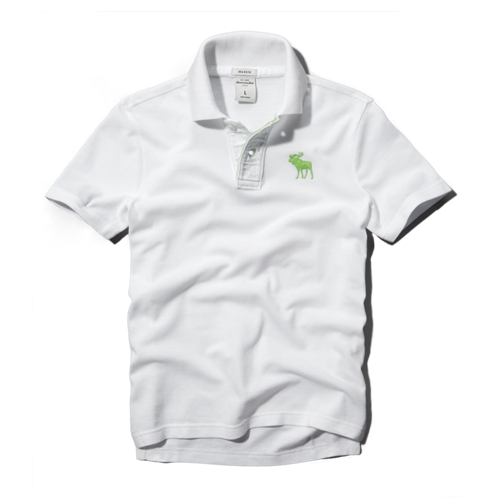 boys pop color polo