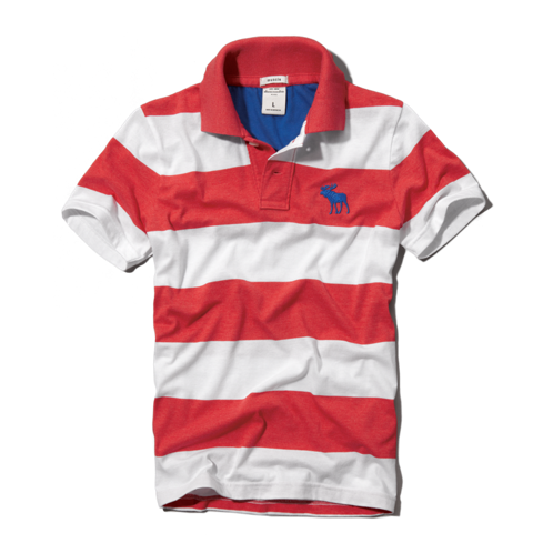 boys pop color striped polo