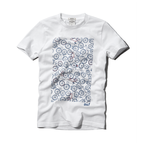 boys trapped pattern graphic tee