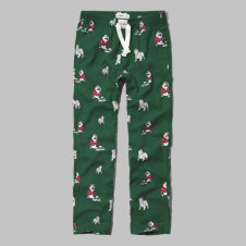 girls bull dog sleep pants