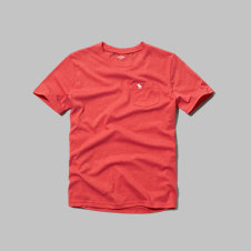 girls iconic pocket tee