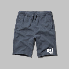 girls a&f athletic shorts