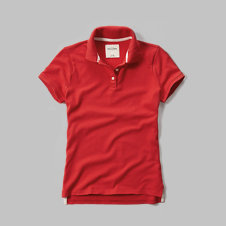 girls signature polo