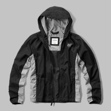 girls a&f active windbreaker